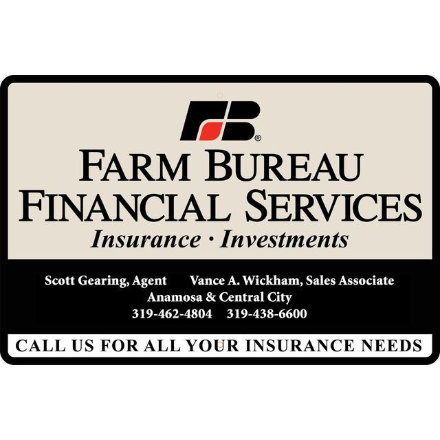 avatar for Farm Bureau Financial Services - Vance Wickham & David Smith