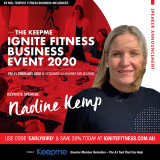 Nadine Kemp