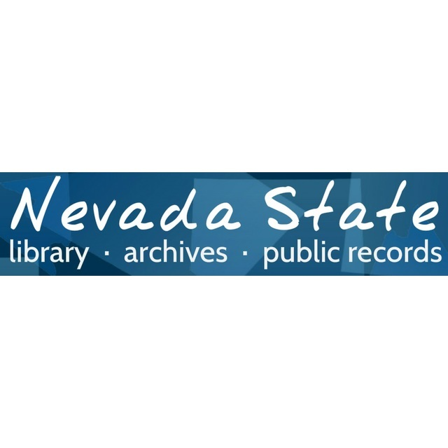 avatar for Nevada State Library, Archives and Public Records