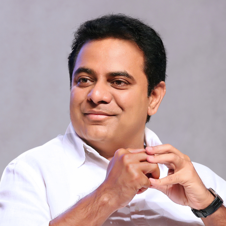 avatar for K T Rama Rao