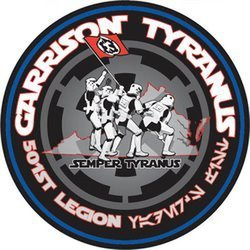 avatar for 501st Garrison Tyrannus