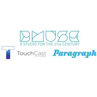 bMuse (TouchCast/Paragraph)