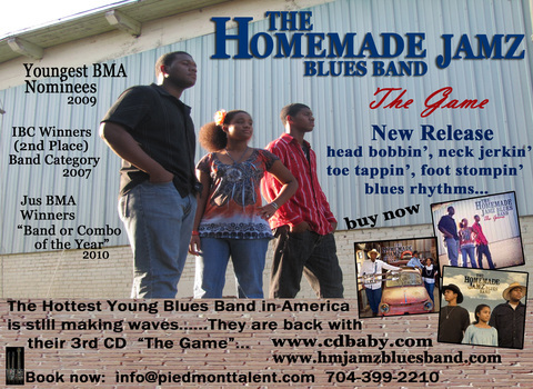avatar for Homemade Jamz Blues Band