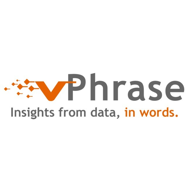 avatar for vPhrase Analytics Solutions Pvt. Ltd.