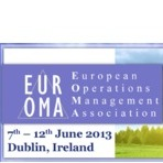 avatar for EurOMA2013