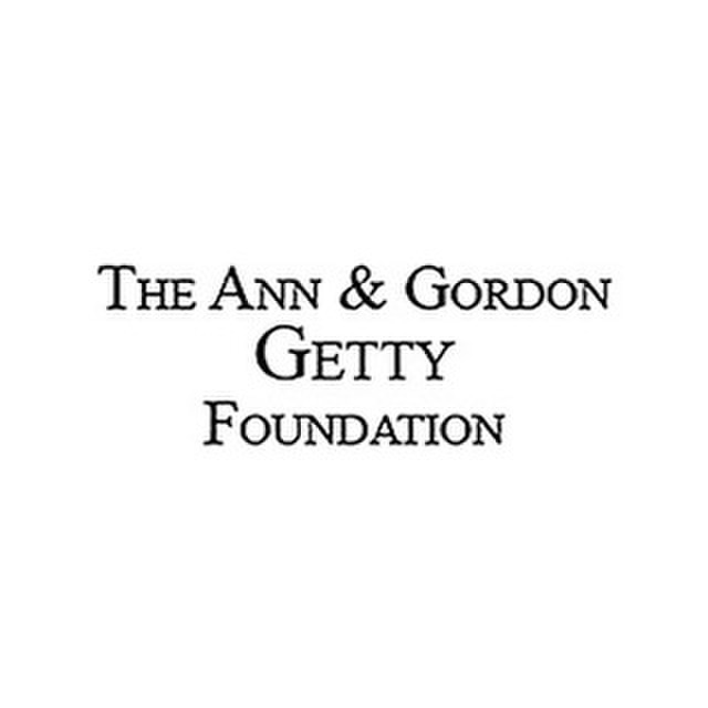 avatar for The Ann & Gordon Getty Foundation