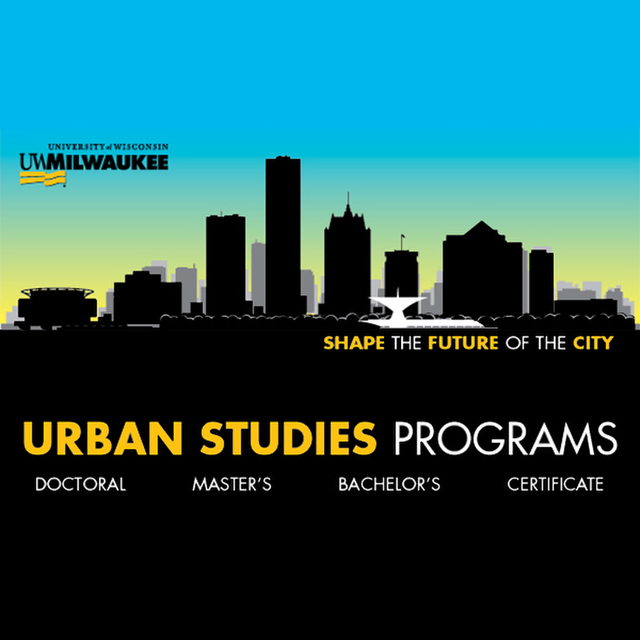 avatar for University of Wisconsin-Milwaukee —Urban Studies Programs