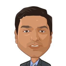 avatar for Salil Sankaran