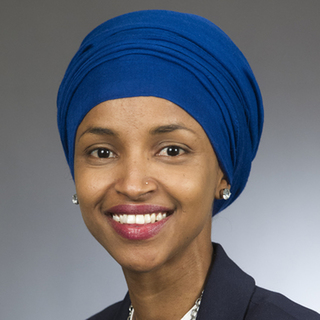 avatar for Ilhan Omar
