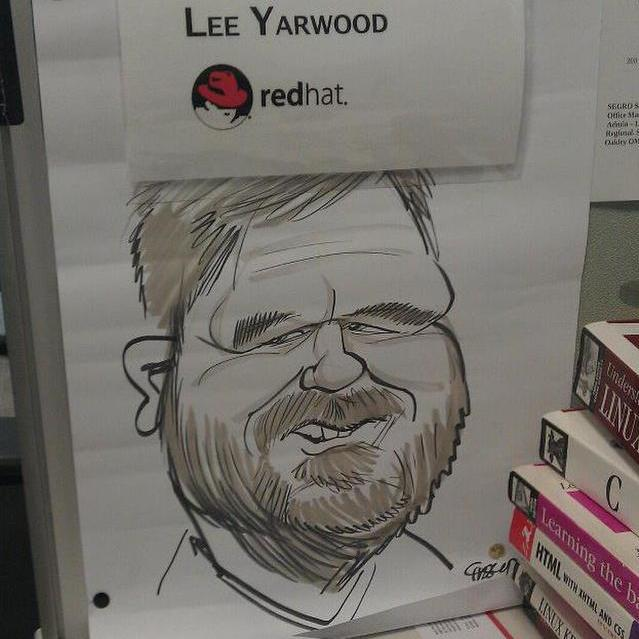 avatar for Lee Yarwood