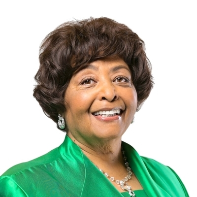 Mother Barbara McCoo Lewis - 2018 Holy Convocation