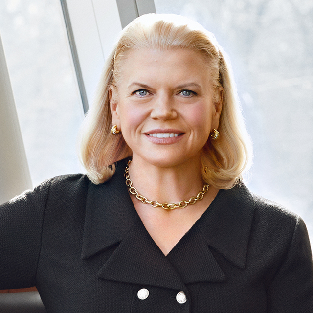 avatar for Ginni Rometty