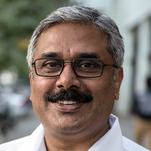 avatar for John Kurian George