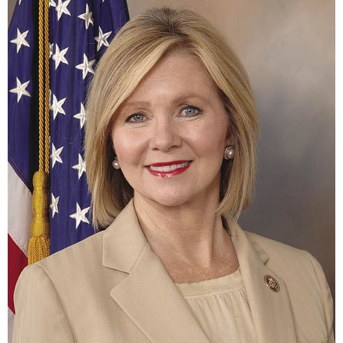 avatar for US  Representative Marsha Blackburn