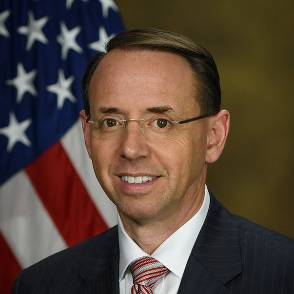 avatar for Hon. Rod Rosenstein