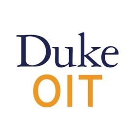 avatar for Duke OIT