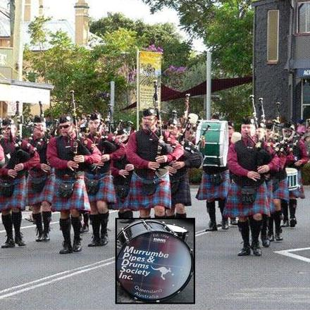 avatar for Murrumba Pipes and Drums