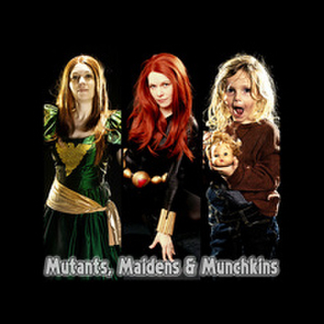 avatar for Mutants, Maidens & Munchkins