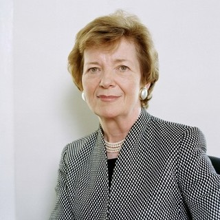 avatar for Mary Robinson