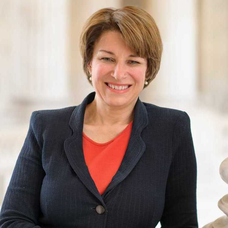 avatar for Hon. Amy Klobuchar
