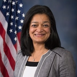 avatar for Pramila Jayapal