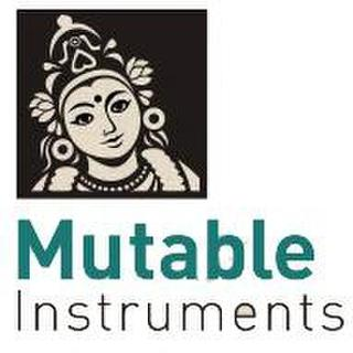 avatar for Mutable Instruments