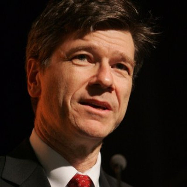 avatar for Jeffrey Sachs