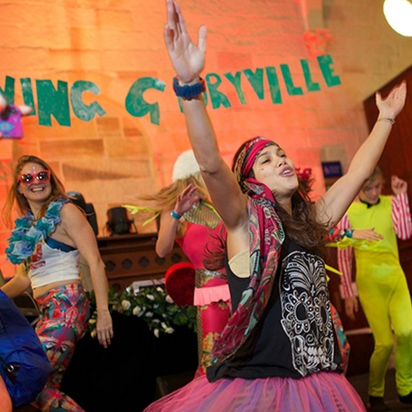 avatar for Morning Gloryville