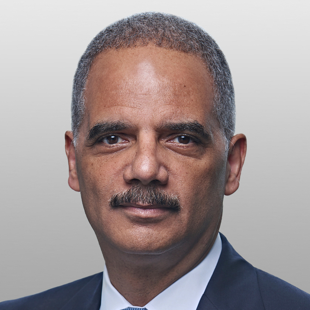 avatar for Eric Holder