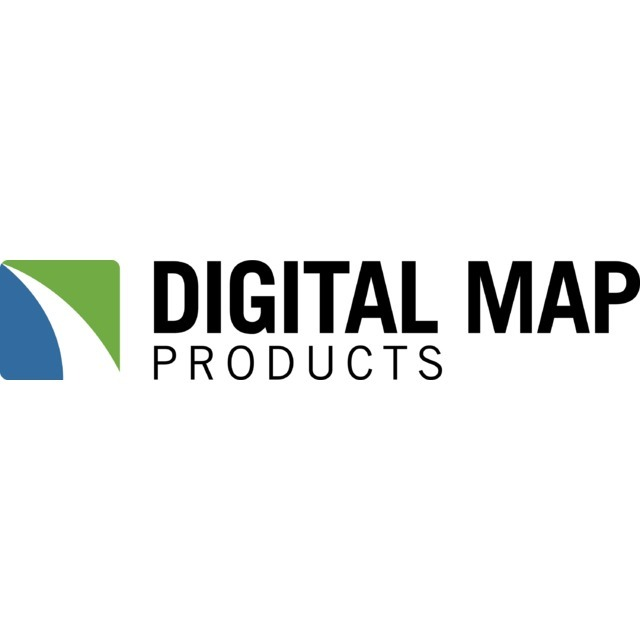 Digital Map Products - Booth 3 - CalGIS 2019 on