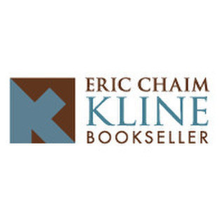 avatar for Eric Chaim Kline Bookseller - Exhibitor Reception and Exhibitor Break Sponsor