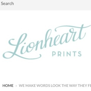 avatar for Lionheart Prints