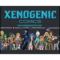 avatar for Xenogenic Comics