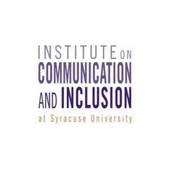 avatar for Syracuse University Institute on Communication and Inclusion