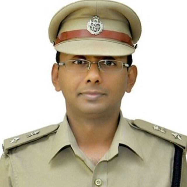 avatar for Abhishek Goyal, IPS