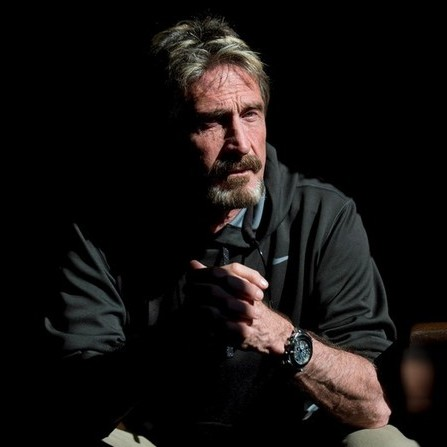 avatar for John McAfee