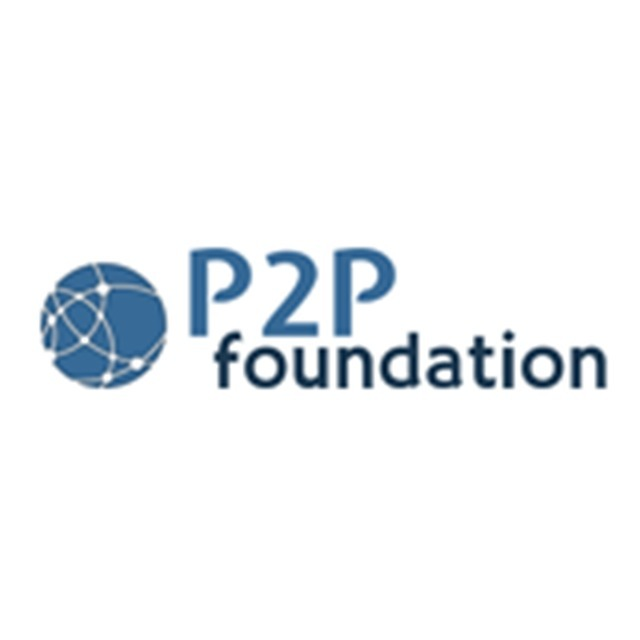 avatar for P2P Foundation