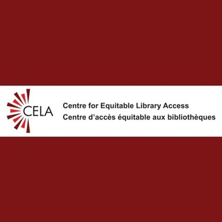 avatar for Centre for Equitable Library Access