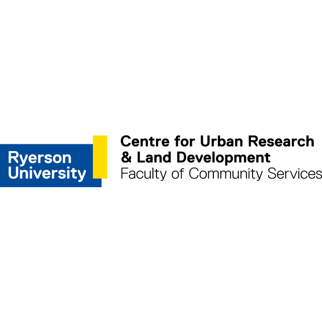 avatar for Ryerson University | Centre for Urban Research and Land Development | Faculty of Community Services