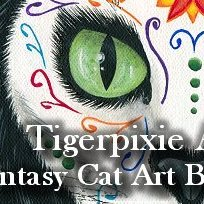 avatar for Tigerpixie Fantasy Cat Art