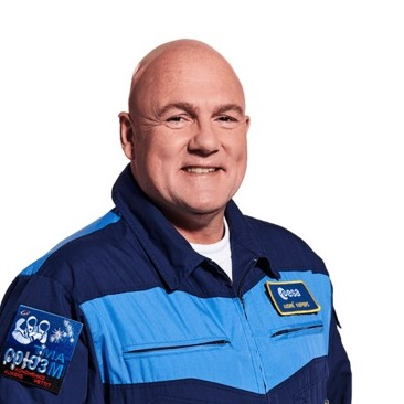 avatar for André Kuipers