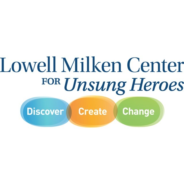 avatar for Lowell Milken Center for Unsung Heroes (Sponsor)