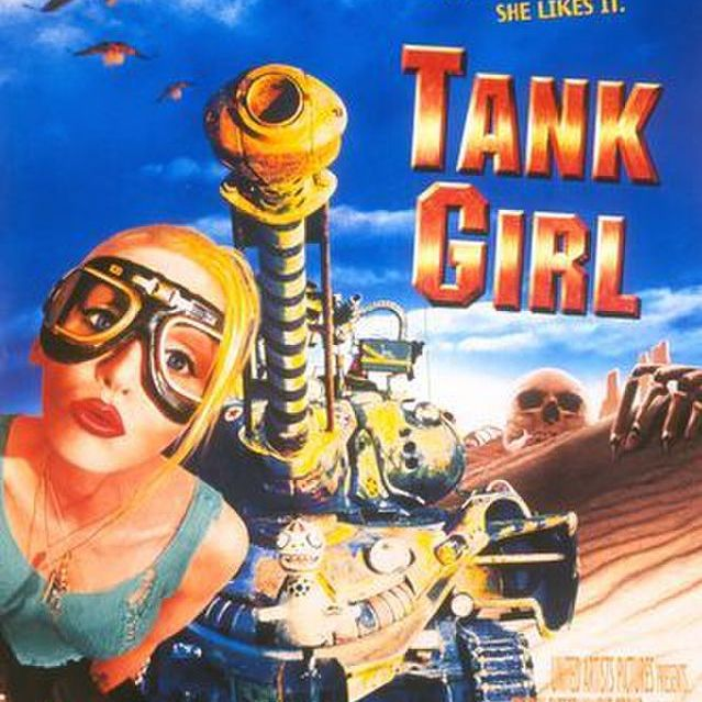 avatar for Tank Girl