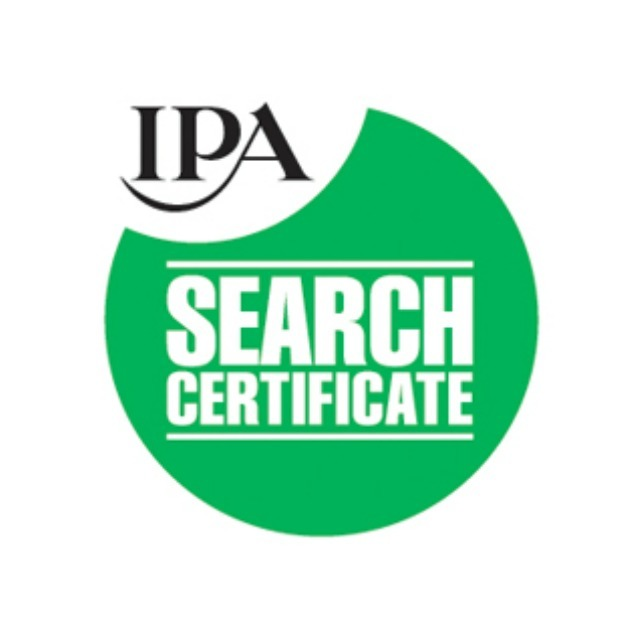 avatar for The IPA Search Certificate