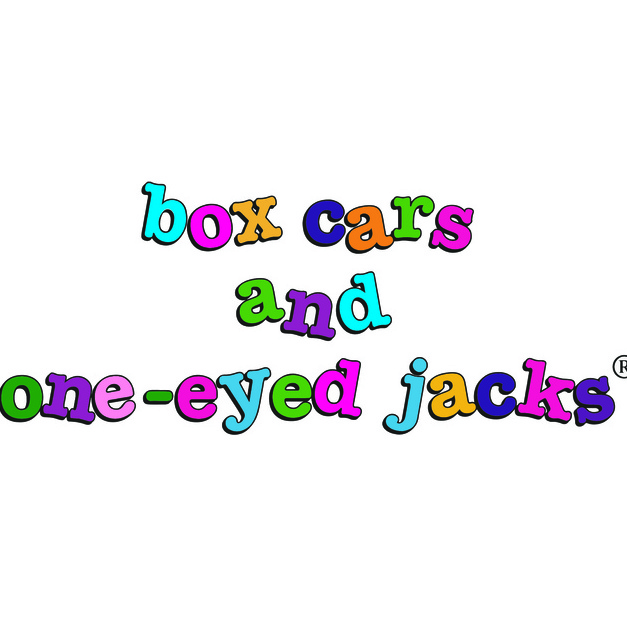 Box Cars and One-Eyed Jacks Math Game: Adding War ...