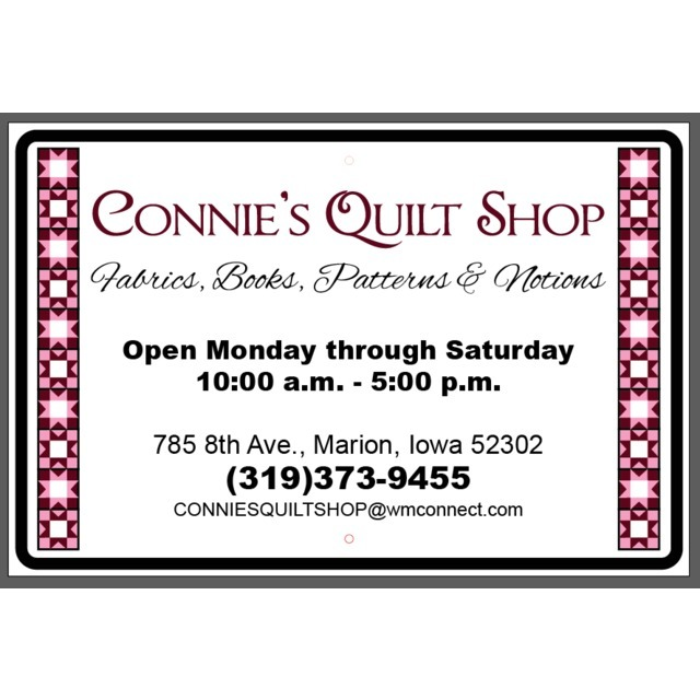 avatar for Connie's Quilt Shop