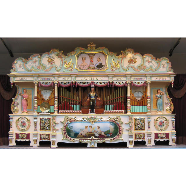 avatar for Carousel Organ Music
