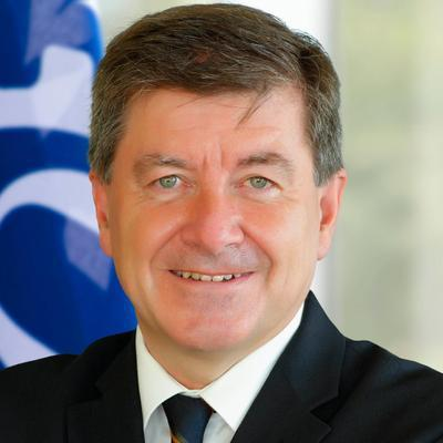 avatar for Guy Ryder