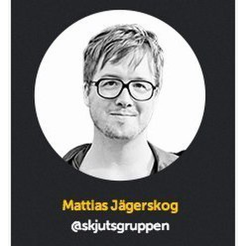 avatar for Mattias Jägerskog