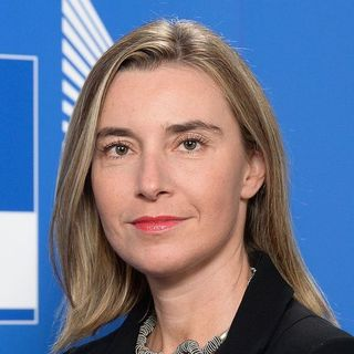 avatar for Her Excellency Federica Mogherini